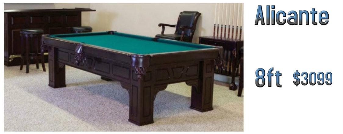 Wwwfortwaynepooltablescom - Boessling pool table